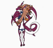 sexy dragon by lolzwolfs