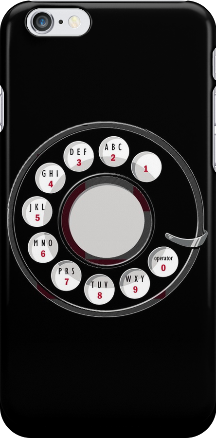 Rotary Me | Old Rotary Phone by BootsBoots