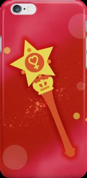 Venus iPhone Power by Rachael Thomas