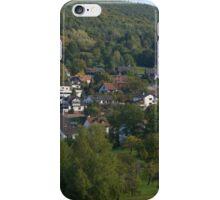 Miniature Frankfurt iPhone Case/Skin