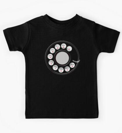 Rotary Me | Old Rotary Phone Kids Tee