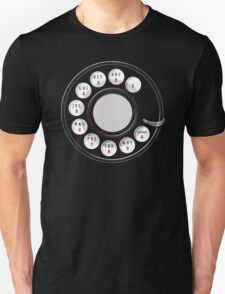 Rotary Me   Old Rotary Phone Unisex T-Shirt