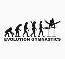 Evolution Gymnastics One Piece - Short Sleeve