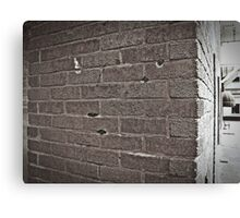 Bullet Spikes  Canvas Print