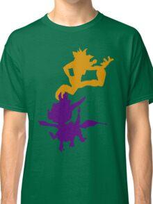 Spyro and Crash Classic T-Shirt