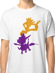 Spyro and Crash Classic T-Shirt