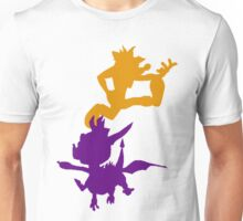 Spyro and Crash Unisex T-Shirt