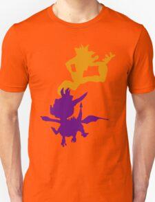 Spyro and Crash Unisex T-Shirt