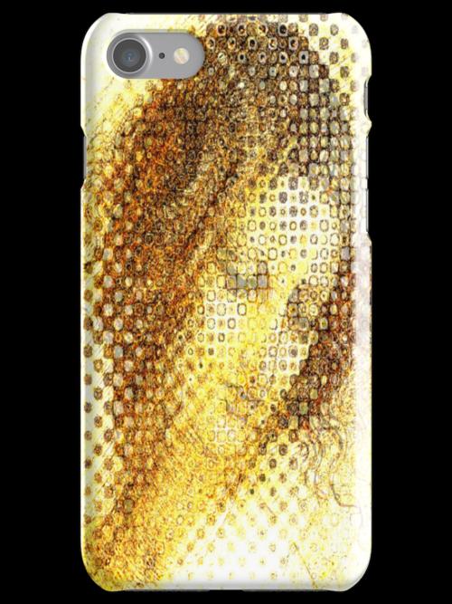 da Vinci's Leda iPhone Case by leapdaybride