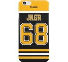 Boston Bruins Jaromir Jagr Jersey Back Phone Case iPhone Case/Skin