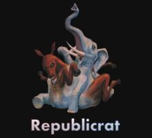 Republicrat by Ninjangulo