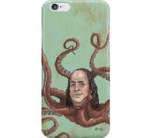 Squijamin Franklin iPhone Case/Skin