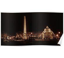 Place de la Concorde  19570904 0017 Poster