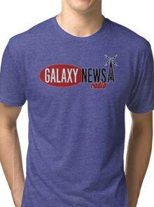 Galaxy News Radio Logo Tri-blend T-Shirt