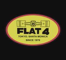 FLAT 4 (reproduction) by axesent