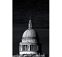Defiant Dome Photographic Print