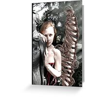 Gothic Photography Series 213 Greeting Card