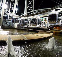 Brisbane Wheel by PhotosByG