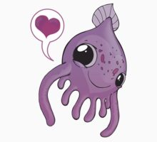 Squid Love by Todd3point0