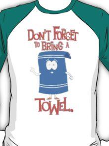 Towelie Funny South Park T-Shirt