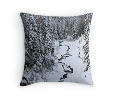Angels From The Realms Of Glory Throw Pillow
