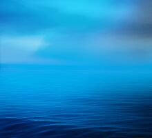 The Big Blue I by Lena Weiss