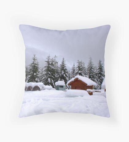Jingle Bell Rock Throw Pillow