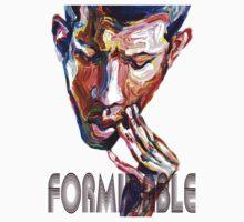 Formidable (Dark)  by Khairzul MG