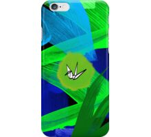 painter's stroke iPhone Case/Skin