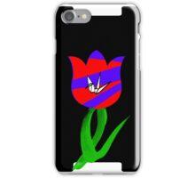 Zebra Flower iPhone Case/Skin