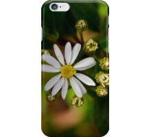 White Flower #1 iPhone Case/Skin
