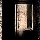Mirror To The Past - Australiana Pioneer Village by Bev Woodman