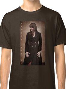 Amanda Tapping - The T-Shirt! Classic T-Shirt