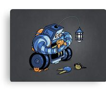 Lenny | Of Mice and Men Robot Canvas Print