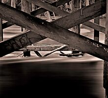 Dark Water Under the Bridge by bazcelt
