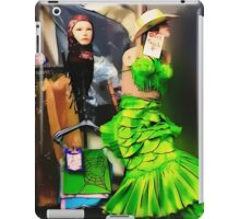 Don't Touch, iPad Case/Skin