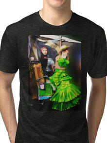Don't Touch, Tri-blend T-Shirt