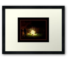 November the 5th Framed Print