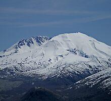 Mount St. Helens by Debbie Stika