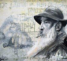 Claude Monet by abelli