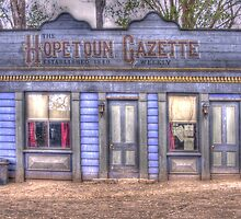 The Hopetoun Gazette by Sarah Donoghue