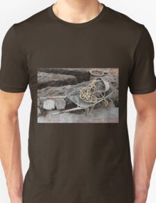Construction Equipment Unisex T-Shirt