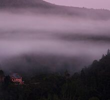 Penghana House at Dawn by Shane Viper