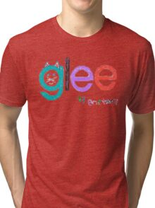 Glee by Brittany  Tri-blend T-Shirt