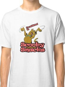 Scooby Snack Addict Classic T-Shirt
