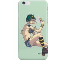 Derby Girl iPhone Case/Skin