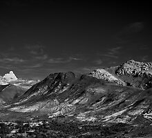 Mt Owen and the Linda Valley by Shane Viper