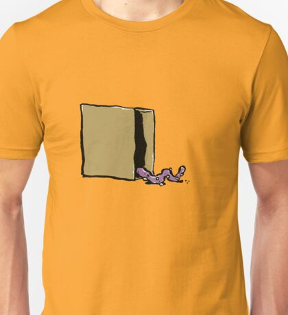 the box Unisex T-Shirt