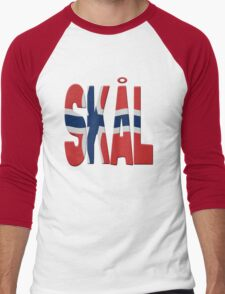 Skål Men's Baseball ¾ T-Shirt