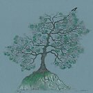 Crow-Tree by Gill Rippingale